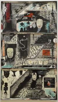WD Hammond- Japan 3, 4, 5- Auckland Art Gallery (10/12)