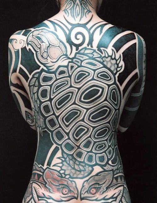 Turtlus Maximus | iiinked . tats . tattoos | Tattoo studio ...