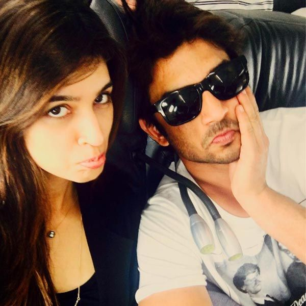 Sushant's Comeback On Social Media With Bestie Kriti Sanon!!! :http://www.gagbrag.com/sushants-comeback-on-social-media-with-bestie-kriti-sanon/