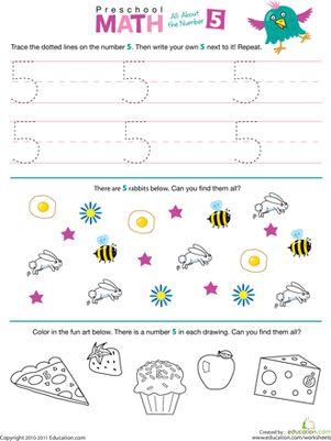 17 Best images about worksheets on Pinterest   Number worksheets ...