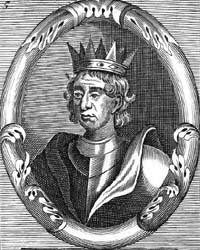 Name: King Aethelred II The Unready  Born: c.968  Wessex  Ascended to the throne: March 18, 978  Crowned: April, 978 at Kingston-upon-Thames, aged c.10  Died: April 23, 1016 at London  Buried at: St Paul's  Reigned for: 38 years, 1 month, and 5 days  Succeeded by: his son Edmund  His nickname is a corruption of the Old English 'unreed', meaning badly counselled or poorly advised.