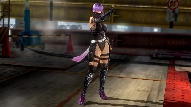 Dead or Alive 5 Last Round PC Games Gameplay