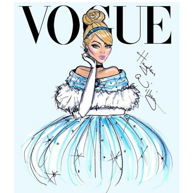 This Is What Disney Princess Would Look Like As Vogue Cover Models67