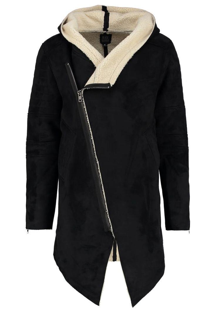 Black Kaviar KOPERNI Krótki płaszcz black