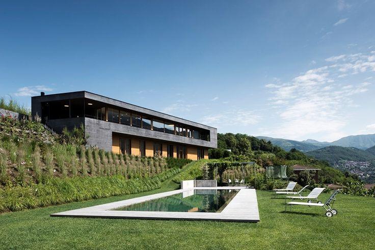 #attiliopanzeri&partners #comanovilla #βιλα #ελβετια #ησυχαστηριο #κατοικια #λιμνηλουγκανο #συγχρονο http://wp.me/p7HCEj-203 DESIGN GLOBALIST | GR