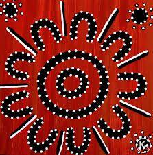 Image result for australian dot art templates