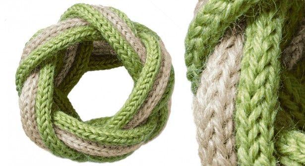 Tricotin mode d'emploi : un bracelet                                                                                                                                                     Plus