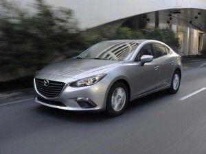 2015 Mazda 3 speed
