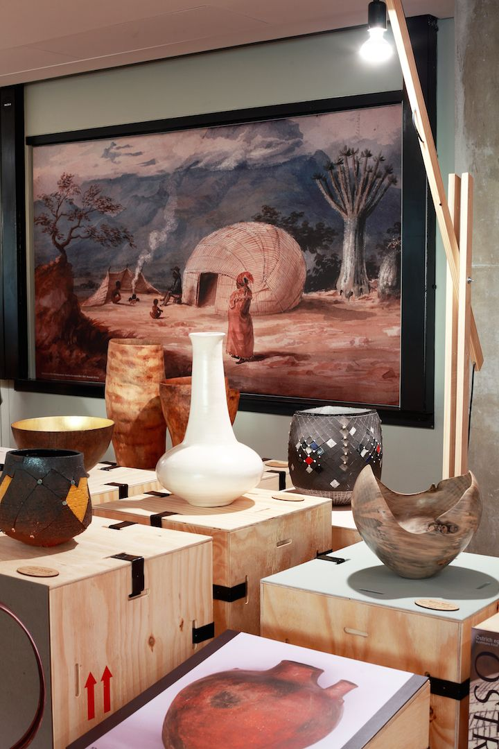Featuring works by Bronze Age, Andile Dyalvane of Imiso Ceramics and others