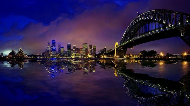 Sydney Wallpaper Hd