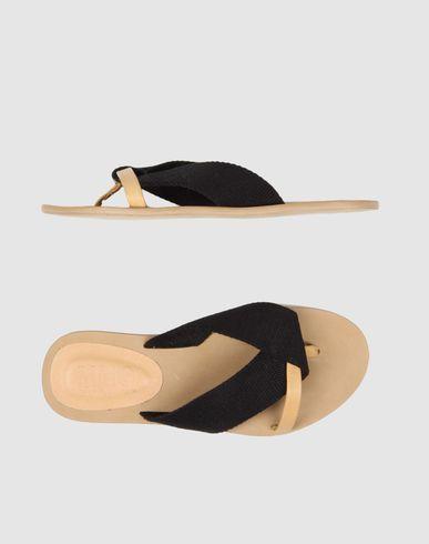 MM6 by Maison Martin Margiela flip flops  Reg. $195, Sale $69 + 10% = $62.10