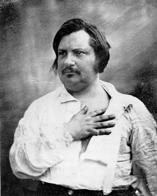 Honoré de Balzac (France, 19c)
