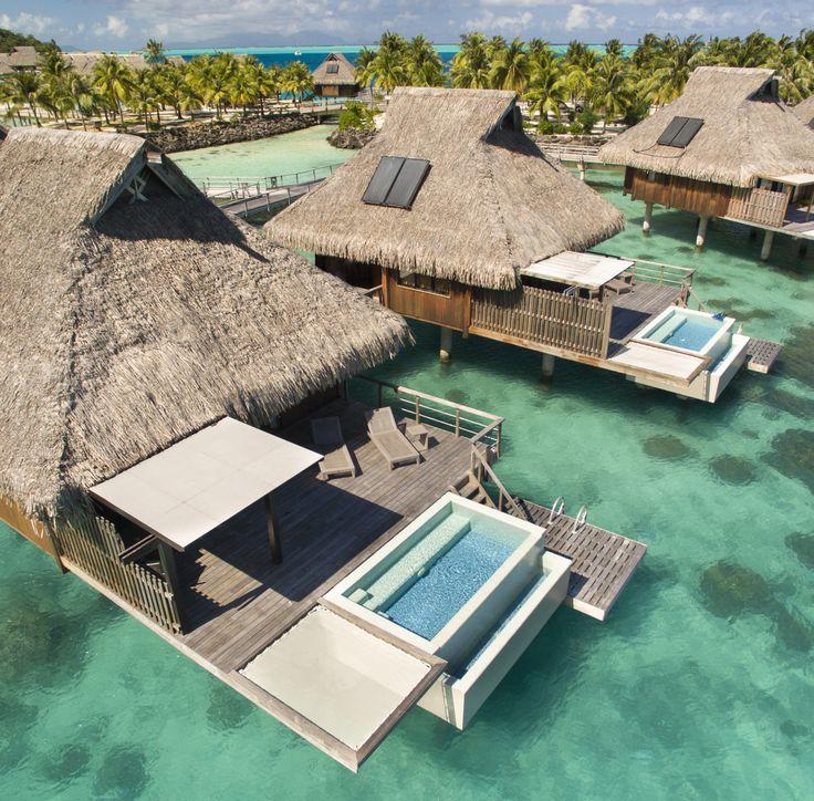 Say hello to paradise in Bora Bora! The newly renovated Conrad Bora Bora Nui is opening soon! #TheBestoftheBest #BoraBora #LuxuryHotels  http://www.minicart.in