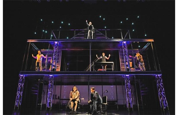 The Citadel Theatre and Theatre Calgary present Next to Normal #yegarts