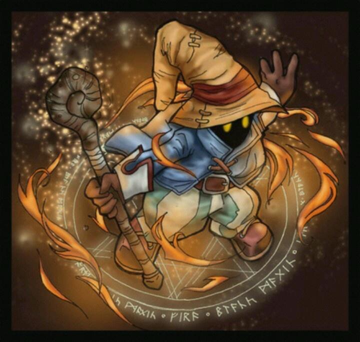 Vivi Final Fantasy 9