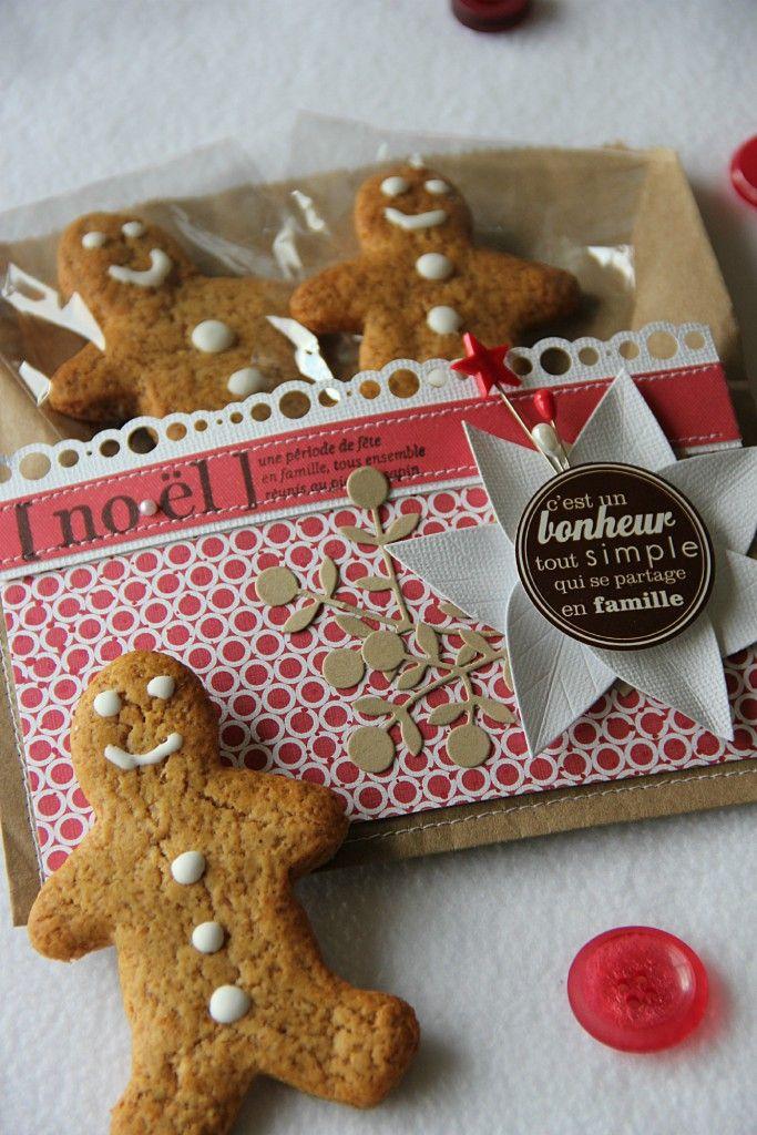 cadeau biscuits de noel