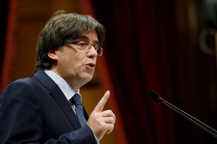 スペイン検察、前カタルーニャ州首相を起訴 直接統治に混乱なく