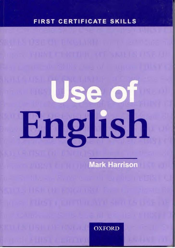 Book oxford english grammar