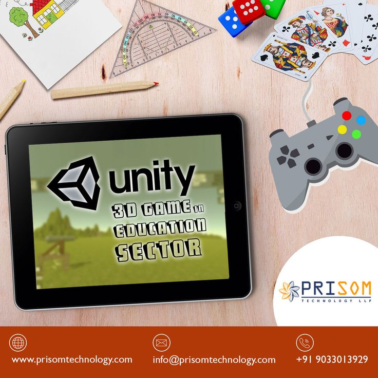 How Unity 3D Game Is Helpful In Education Sector