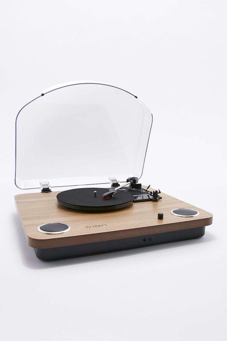 Ion Max LP Vinyl Record Player