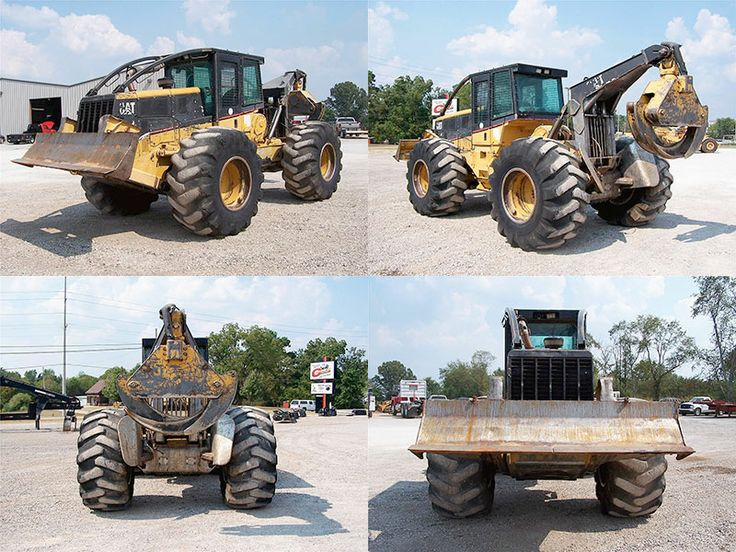 Browse Used 2003 #Caterpillar #Forestry_equipment by Oakley equipment/fer dealers, only for $ 54900 in Florence, AL, USA at HiFiMachinery.Com