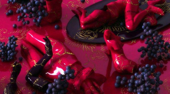 Artistul coreean Kim Joon transformă tabu-ul în artă digitală