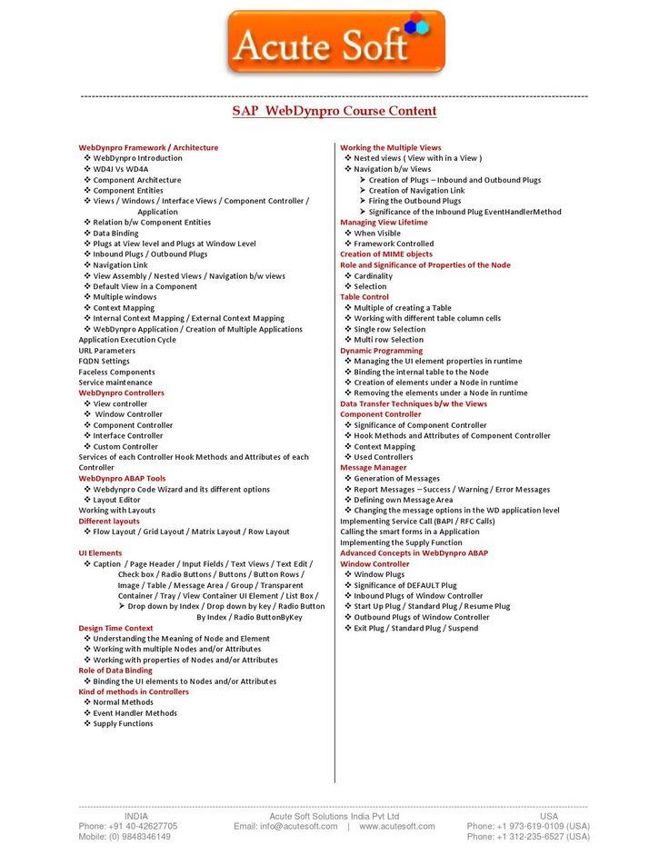 7 best SAP MM ONLINE TRAINING images on Pinterest - sap mm consultant sample resume