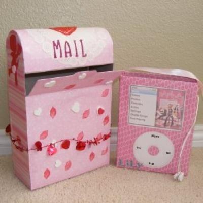 Mailboxes. Valentines Days Ideas #Valentines, #pinsland, https://apps.facebook.com/yangutu