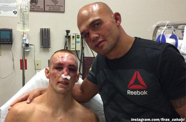 UFC 189 results recap: Robbie Lawler vs Rory MacDonald fight review and ... Robbie Lawler  #RobbieLawler