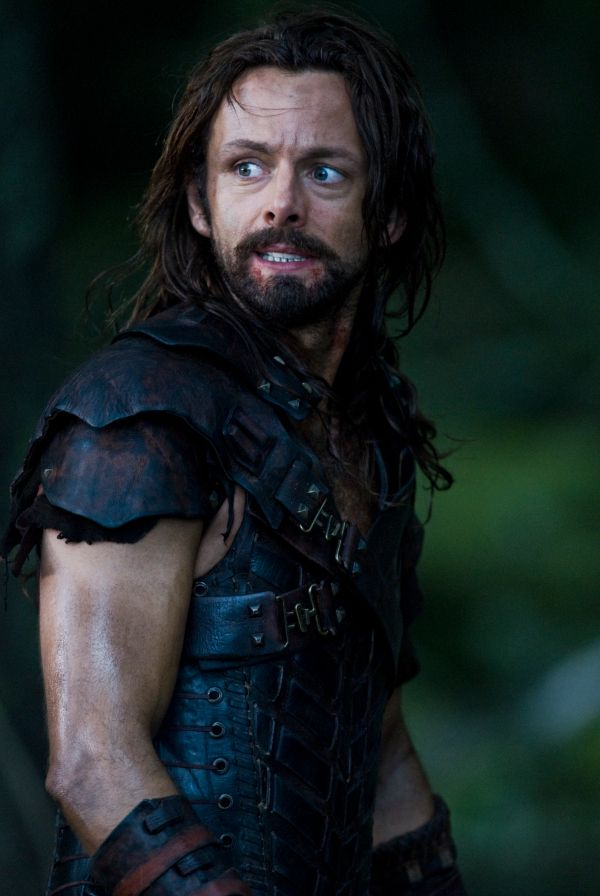 Michael Sheen as Lucian in Underworld Rise of the Lycans. This is the only character I think he's hot as. Not Aro!!