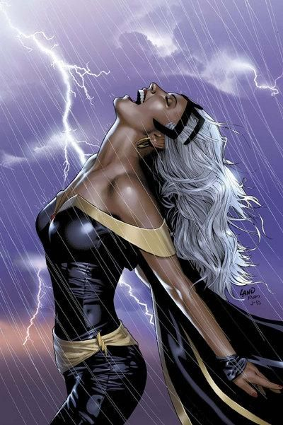"X-Men: Storm  ""no place on earth can hide you from my wrath, no power nor entity can protect you"" Storm: Ultimate XMen#145"