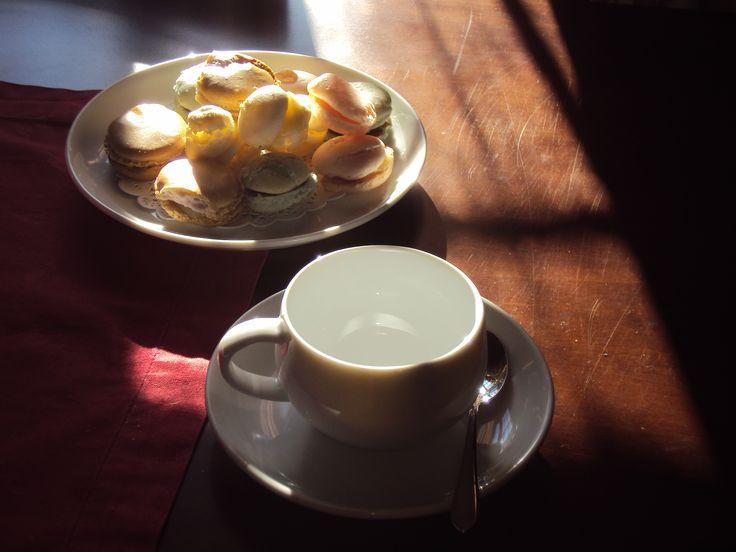 un tè in castello