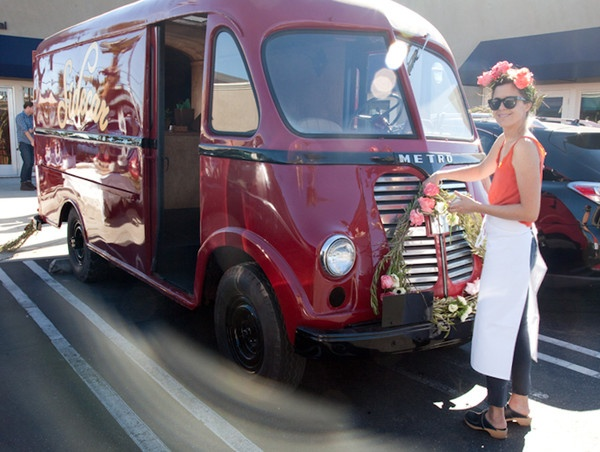 Kate Jeremias outfitting the Sidecar Doughnuts truck63 best Stepvans images on Pinterest   Rat rods  Breads and Cars  . Costa Mesa Fairgrounds Food Trucks. Home Design Ideas