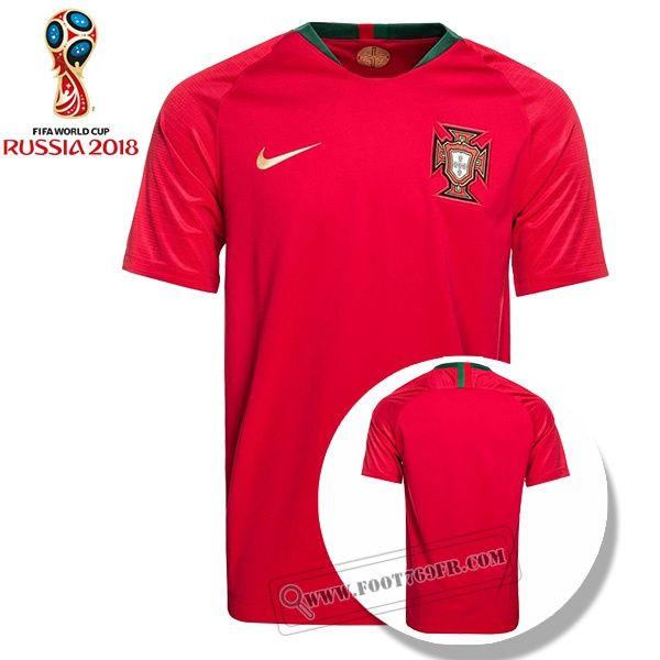 Replica Maillot Foot Portugal Homme 2018