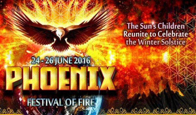 2016 Vortex Phoenix Festival of Fire | Trance Parties in Western Cape Town Riversonderend Circle of Dreams South Africa 14-June-2016