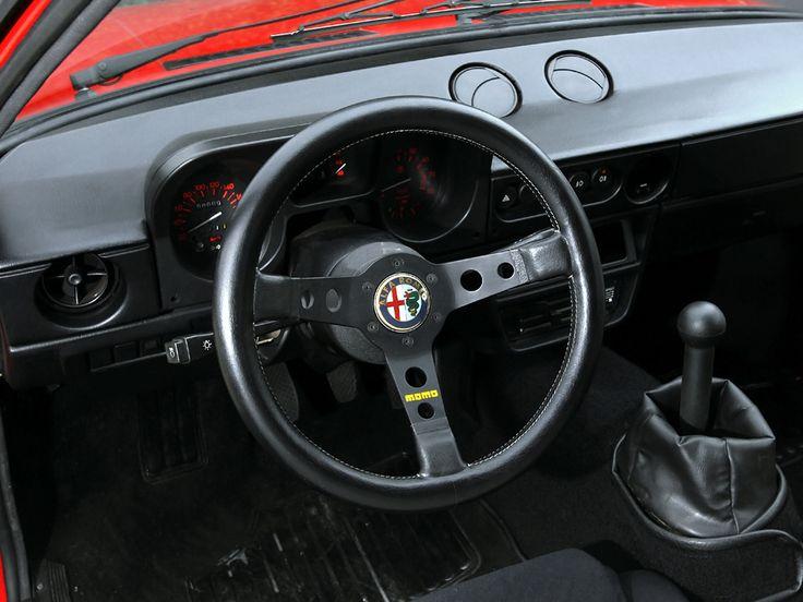 Alfa Romeo Alfasud Sprint 6C (902) '10.1982