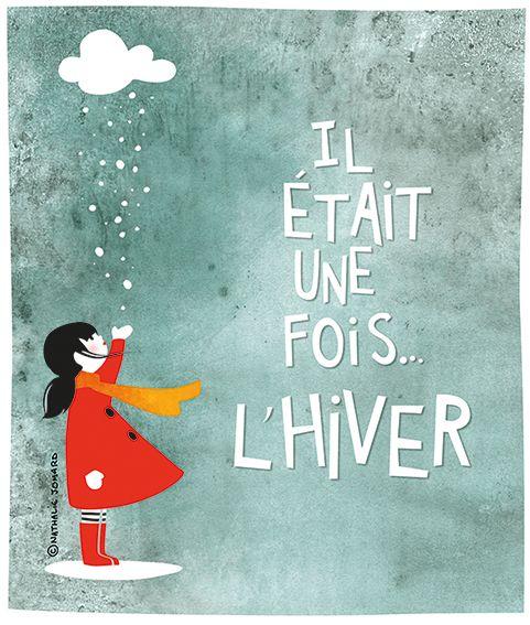 © Nathalie Jomard - http://nathaliejomard-recreations.blogspot.fr Il était une fois l'hiver