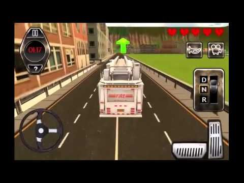 Extreme Fire Rescue Truck 3D Juego Juego