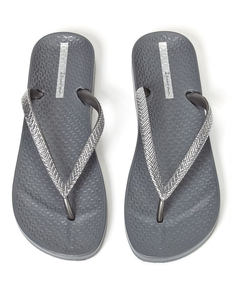 Ipanema Braided Flip Flops