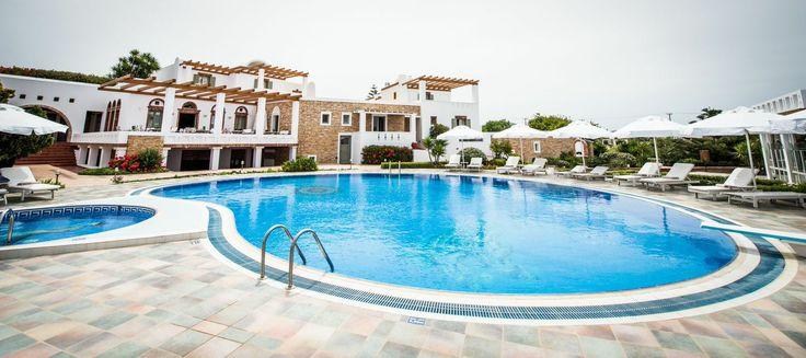 #Relax by the #pool of #PortoNaxos! #Naxos #Cyclades #Greece