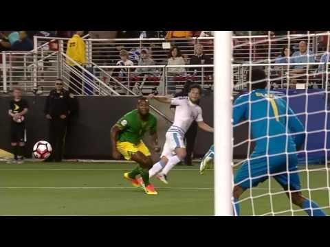 УРУГВАЙ - ЯМАЙКА 3:0 Кубок Америки - 2016 Групповой этап 3 тур 14.06.2016