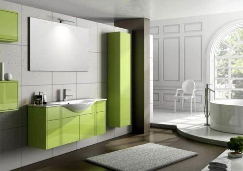 arredo bagno verde - Cerca con Google