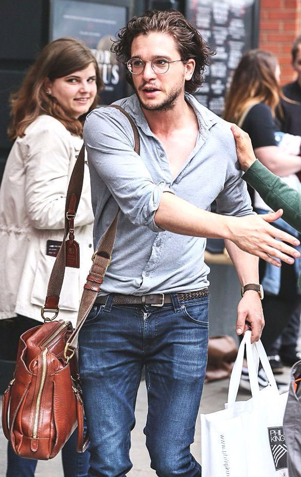 Kit Harington in London June 2016, Dr. Faustus