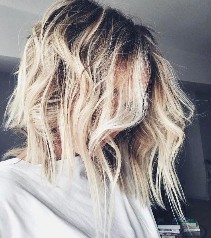 "1,678 Likes, 15 Comments - American Salon (@american_salon) on Instagram: ""Love! Messy blonde on @hypewit by @stratulatsorin  #regram #americansalon"""