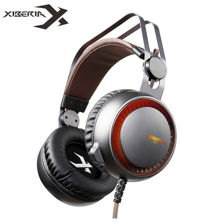 23.53$  Watch here - http://ali63d.shopchina.info/go.php?t=32805590924 - Xiberia K11 Gaming Headset Stereo Glowing Game Headphones Gamer Casque with Microphone LED Light for Computer PC Gamer Headfone  #magazine