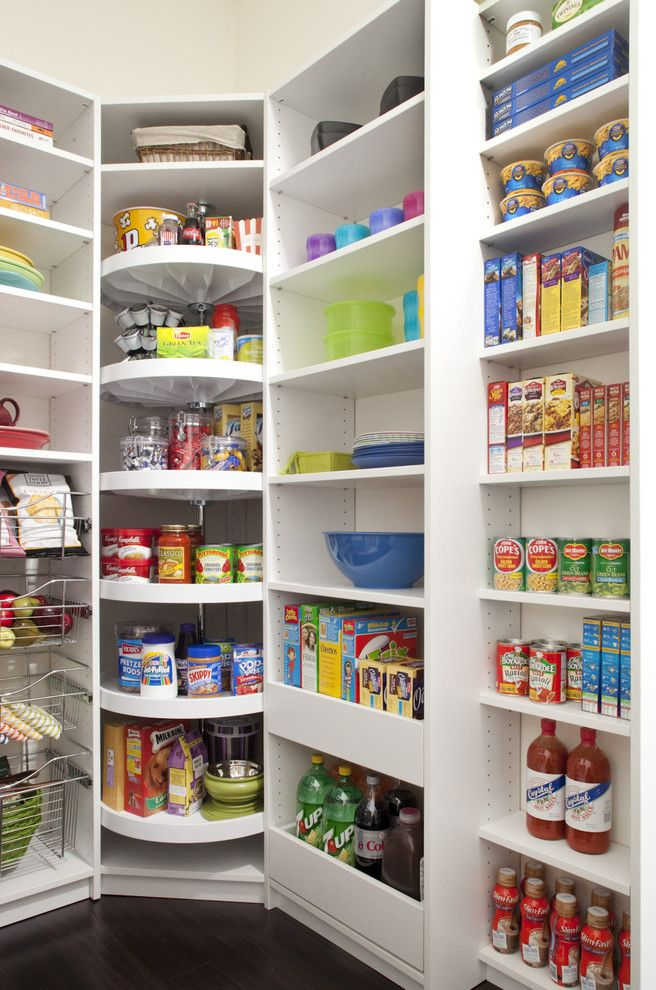 Best 25 Corner pantry organization ideas on Pinterest Corner