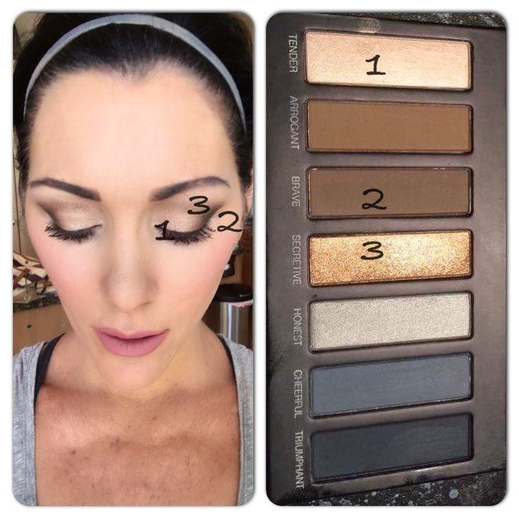 Best Ideas For Makeup Tutorials : Younique addiction palette 4