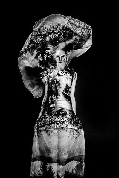 """Cathedrals"" Mary Katrantzou by Erik Madigan Heck (april 2013)"