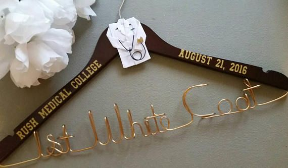White Coat Ceremony Gift Medical School Graduation Gift Doctor