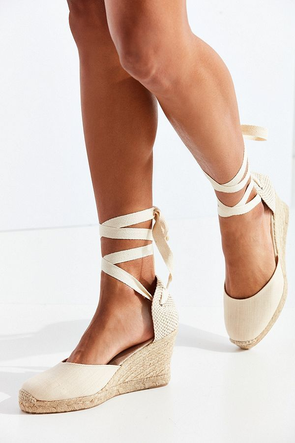 6de8b6acde8 Slide View  3  Soludos Linen Espadrille Tall Wedge Sandal